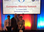 European Obesity Summit. Гетеборг. Швеция
