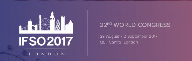 22nd World Congress    29 August - 2 September 2017    QEII Centre, London