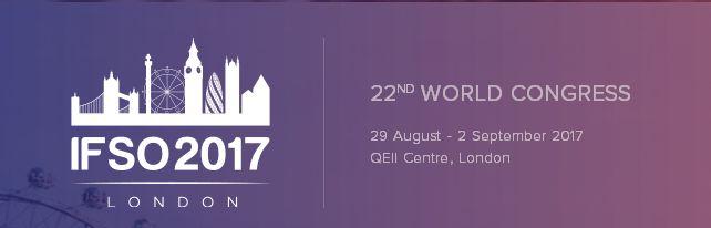 22nd World Congress    29 August - 2 September 2017    QEII Centre, London
