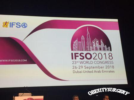 Представители нашей ассоциации посетили IFSO-2018 в Dubai