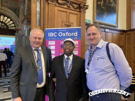 Другий конгрес міжнародного бариатричного клубу. Оксфорд Велика Британія. 2-3 квітня 2019